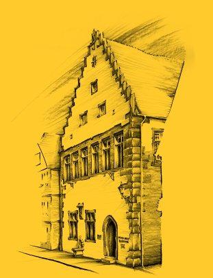 Die Büdinger Altstadt