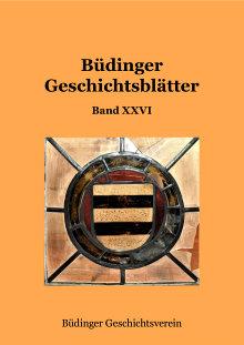 Büdinger Geschichtsblätter Band XXVI